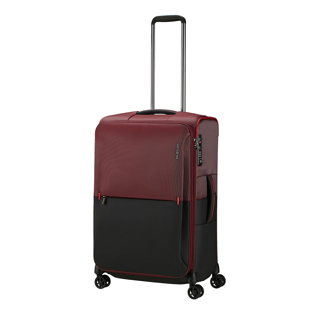 Samsonite Rythum Spinner 67 Expandable Burgundy