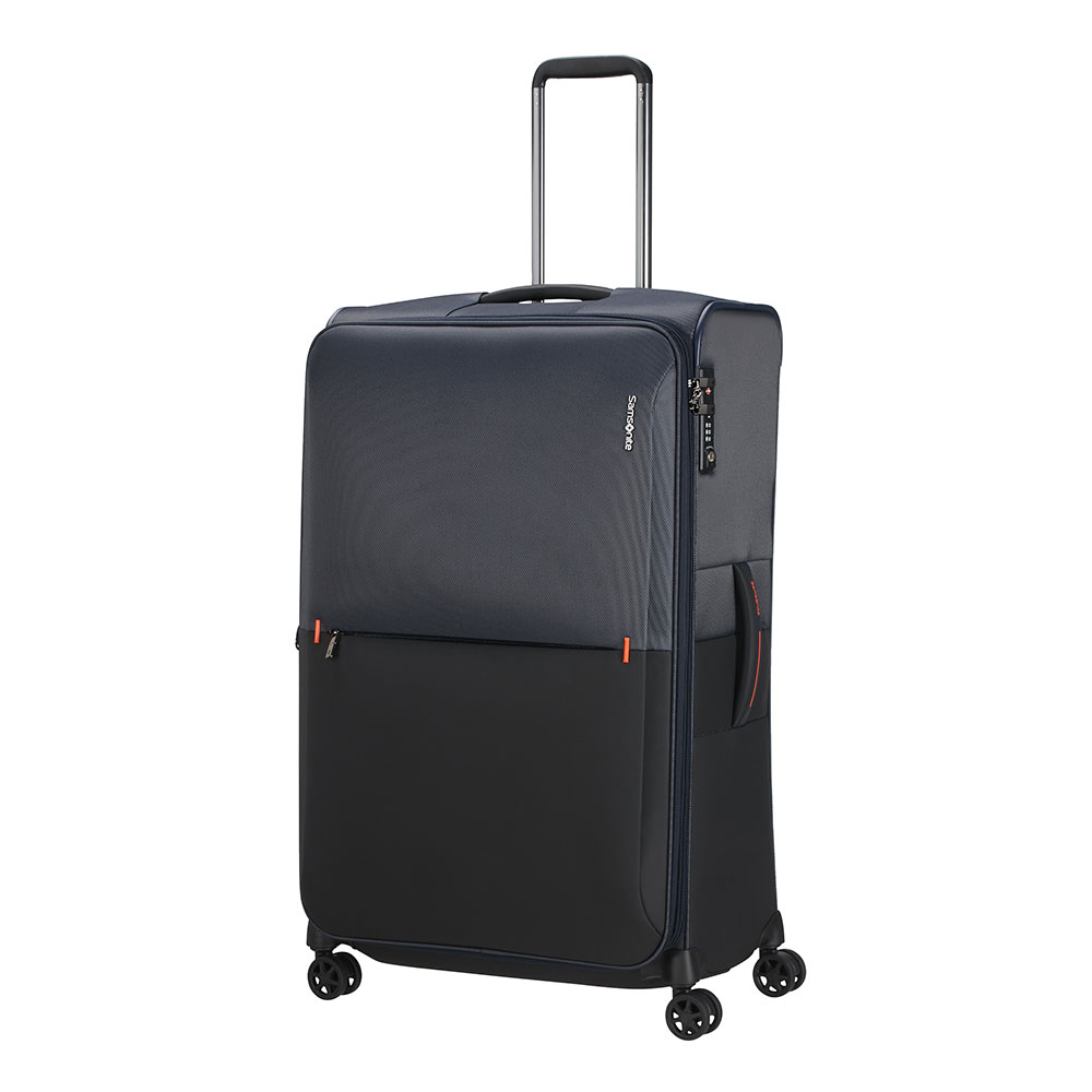 Samsonite Rythum Spinner 79 Expandable Blue