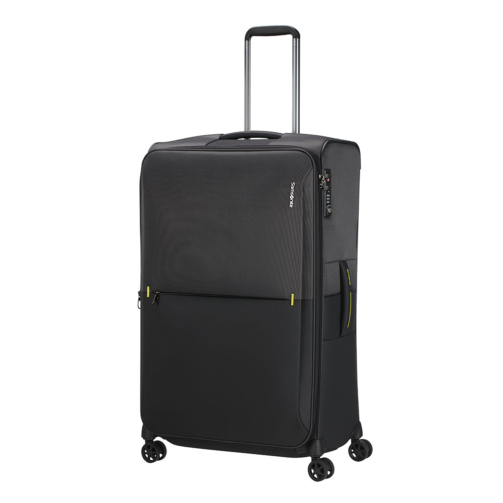 Samsonite Rythum Spinner 79 Expandable Graphite