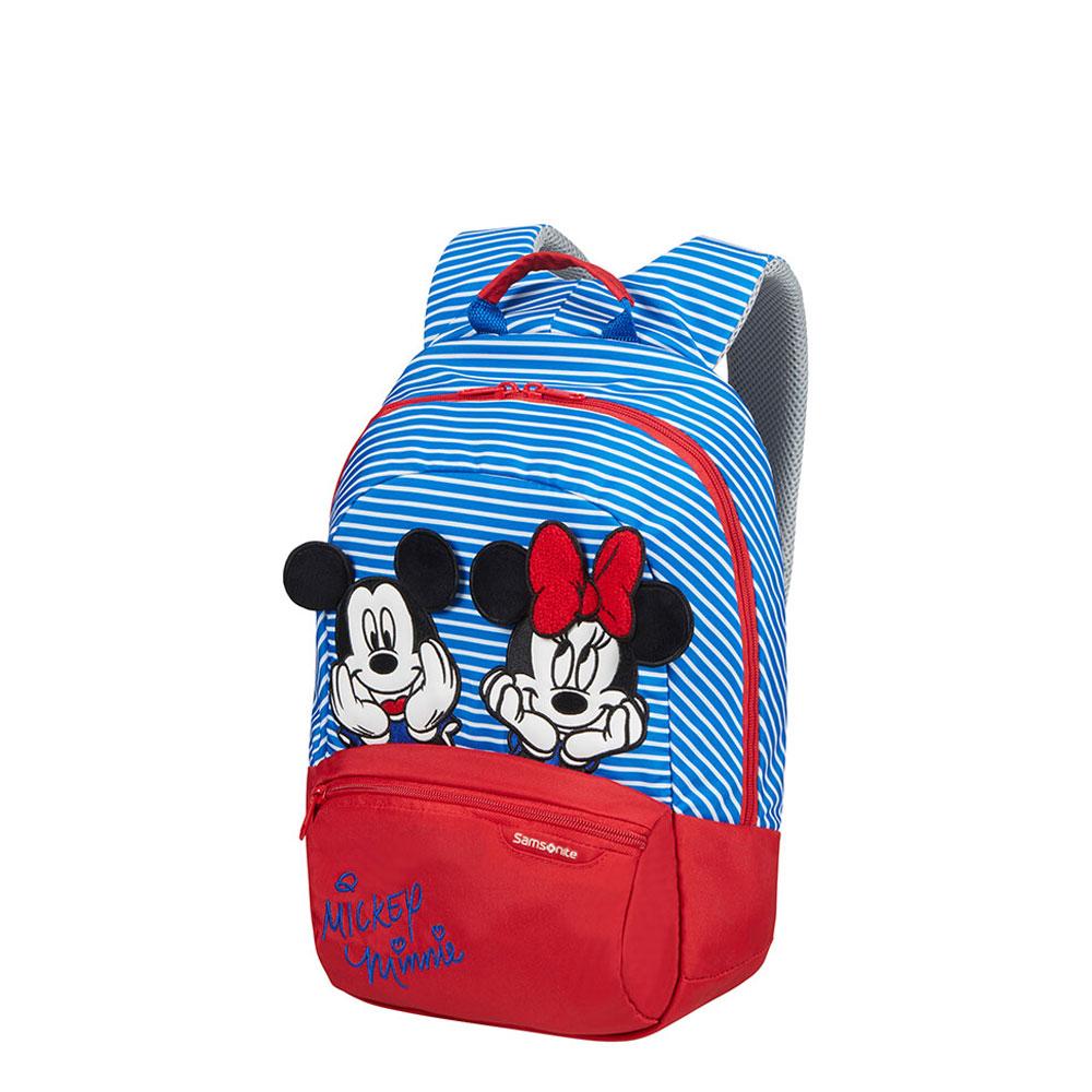 Samsonite Disney Ultimate 2.0 Backpack S+ Minnie/Mickey Stripes