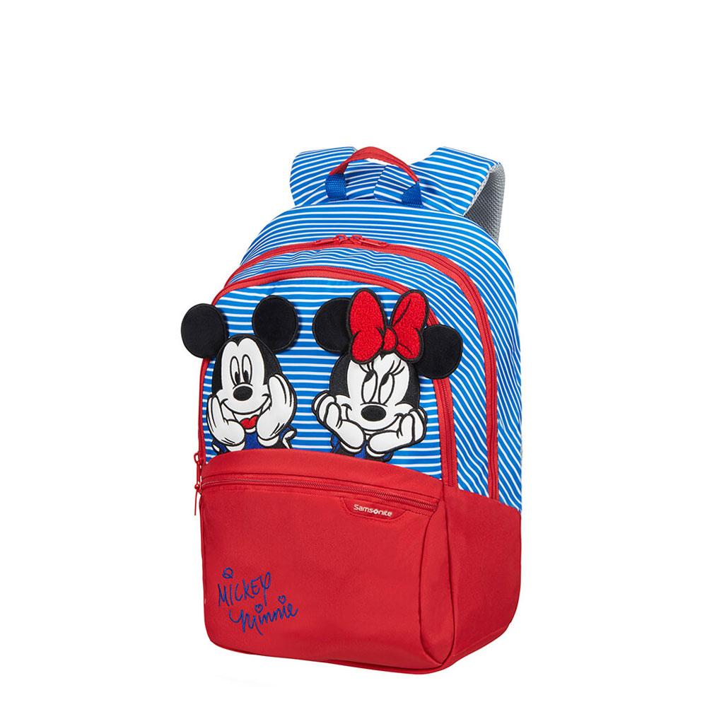 Samsonite Disney Ultimate 2.0 Backpack M Minnie/Mickey Stripes