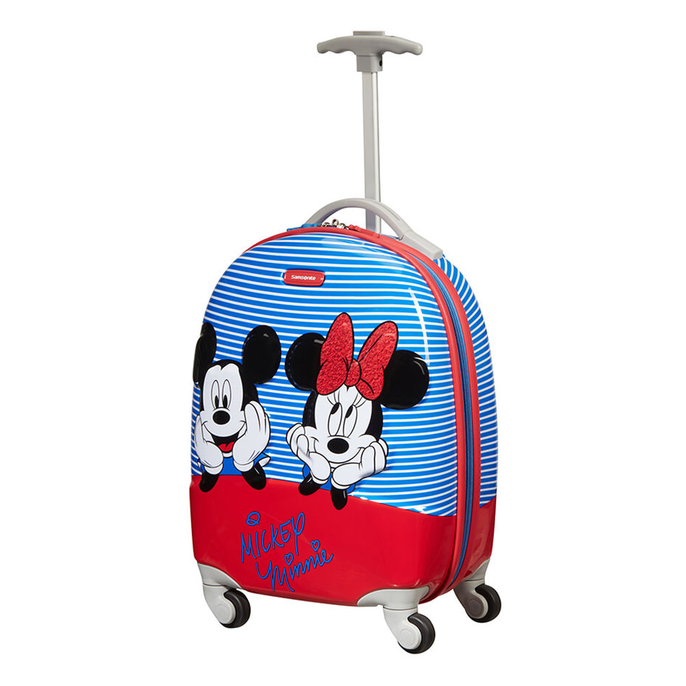 Samsonite Disney Ultimate 2.0 Pre-School Spinner 46 Minnie/Mickey Stripes