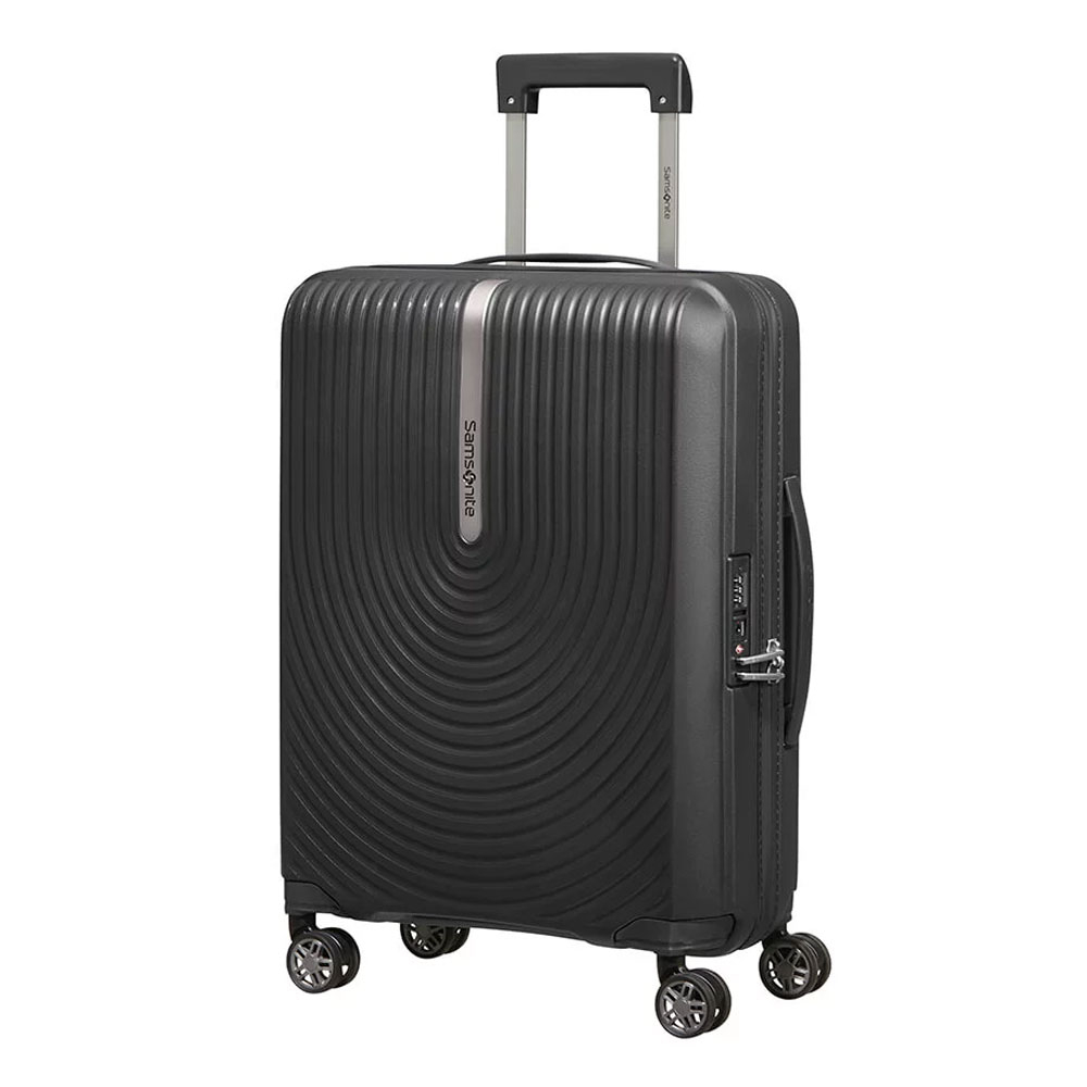 Samsonite Hi-Fi Spinner 55 Expandable Black