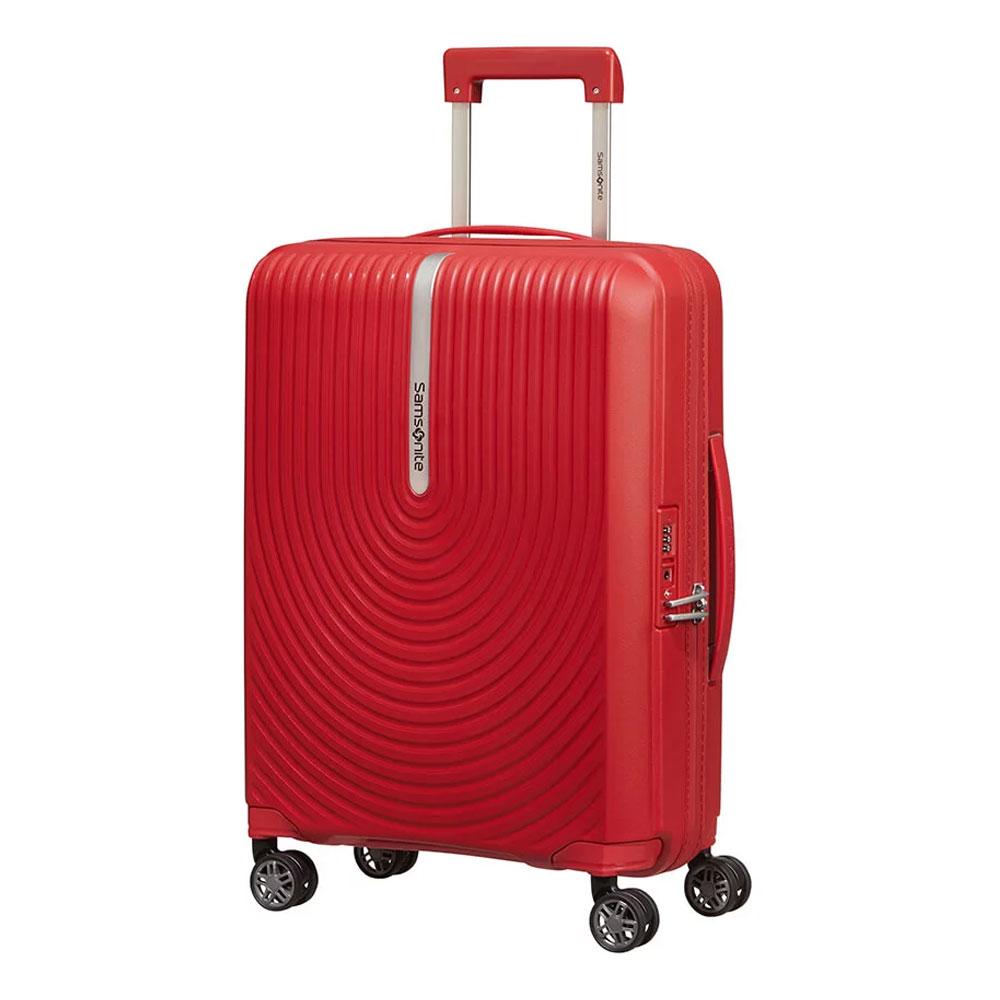 Samsonite Hi-Fi Spinner 55 Expandable Red