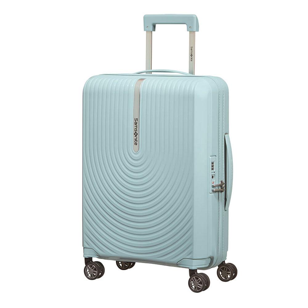 Samsonite Hi-Fi Spinner 55 Expandable Sky Blue
