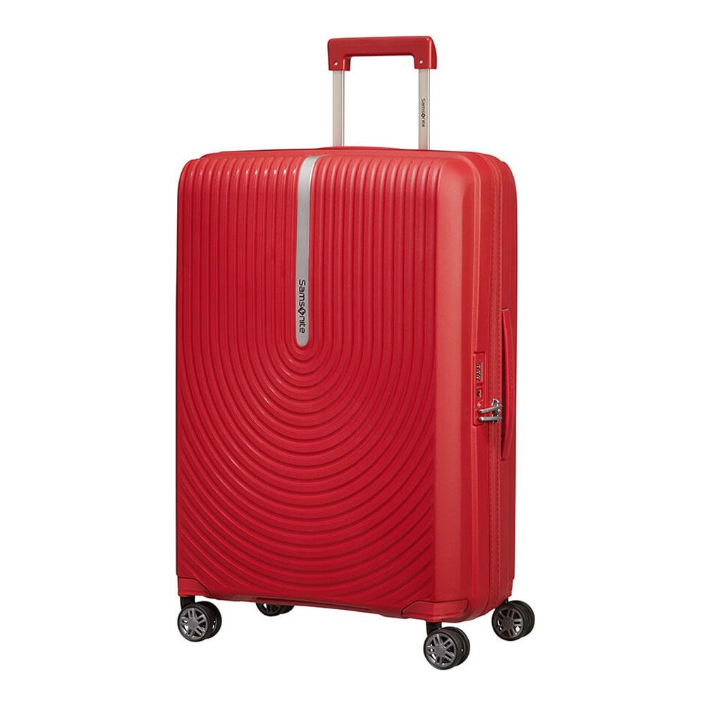 Samsonite Hi-Fi Spinner 68 Expandable Red