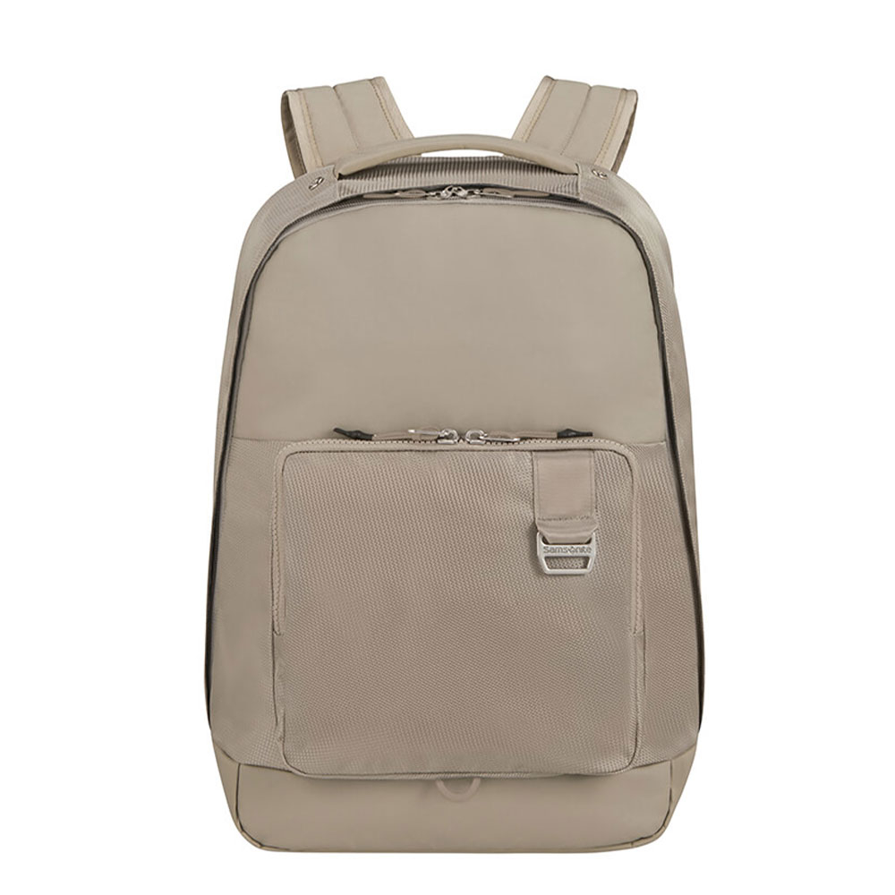 Samsonite Midtown Laptop Backpack M 15.6 Sand