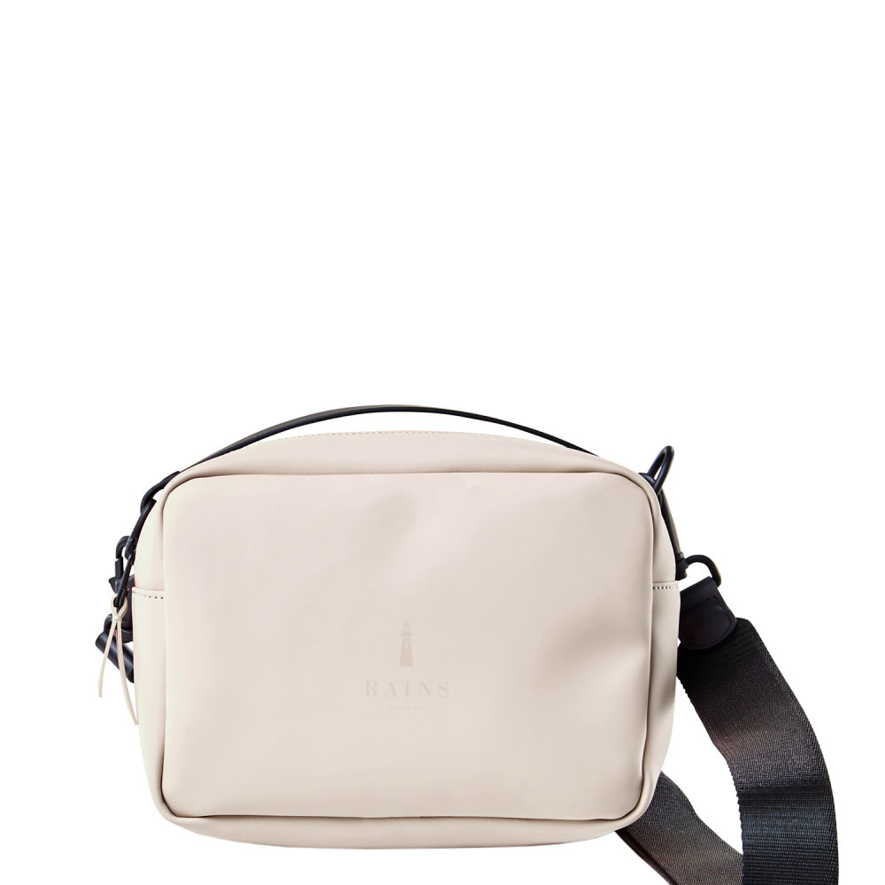 Rains Original Box Bag Beige