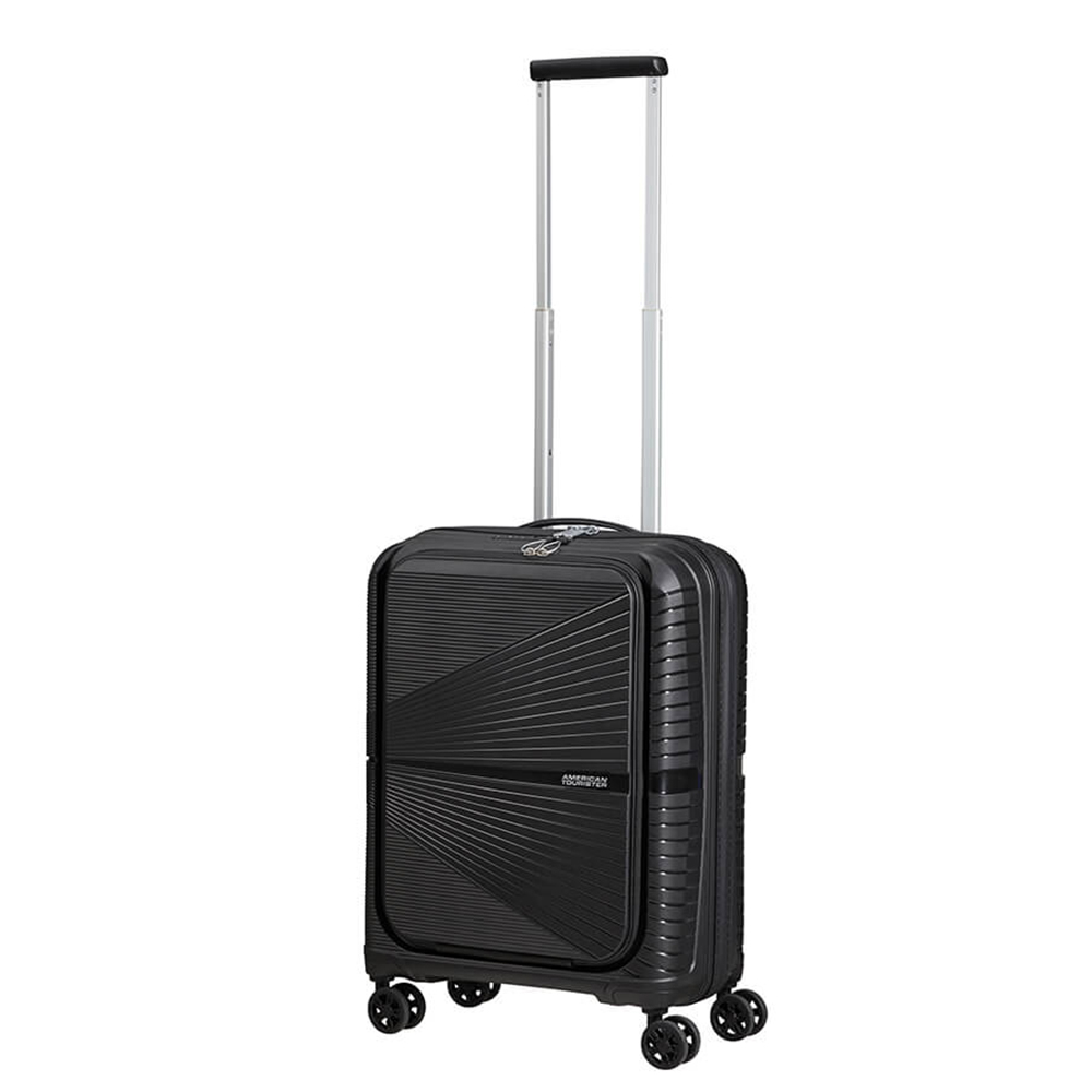 American Tourister Airconic Spinner 55 Frontl. 15.6 Onyx Black