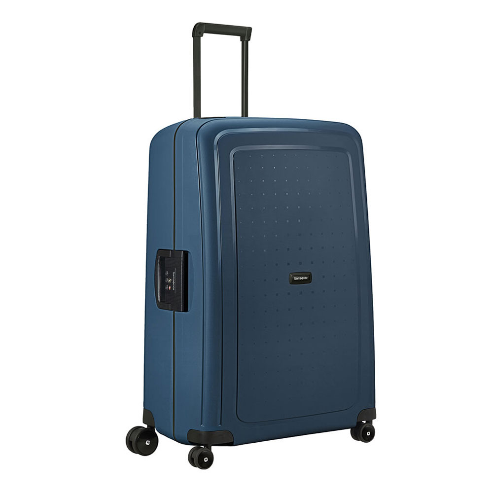Samsonite S'Cure Eco Spinner 81 Eco Navy