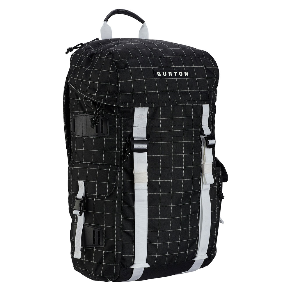 Burton Annex Pack Rugzak True Black Oversized Ripstop