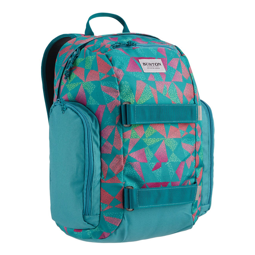 Burton Metalhead Youth Rugzak Green Blue Slate Mrs