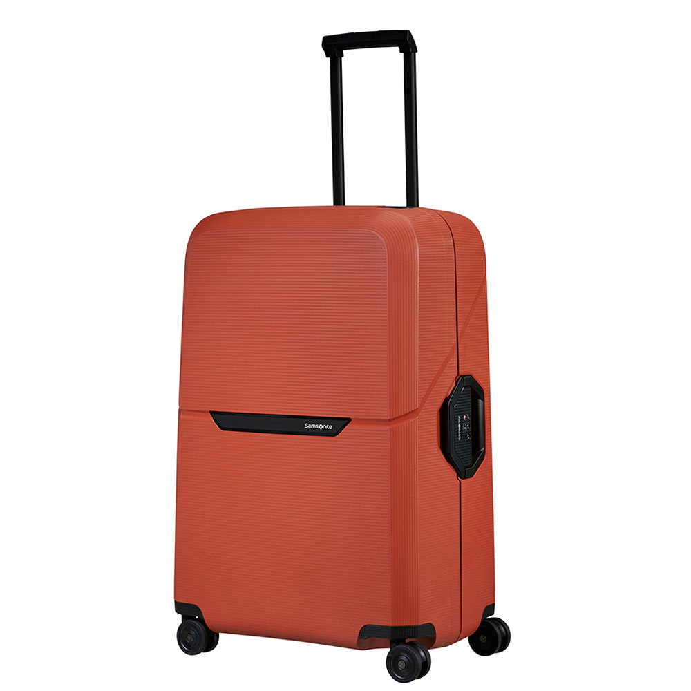 Samsonite Magnum Eco Spinner 75 Maple Orange