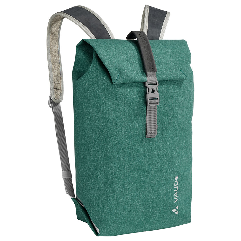 Vaude Kissleg Rugtas Nickel Green