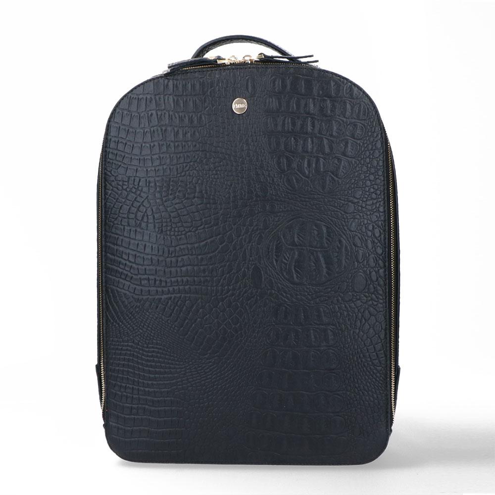 FMME Claire Laptop Rugtas 15.6 Croco Black