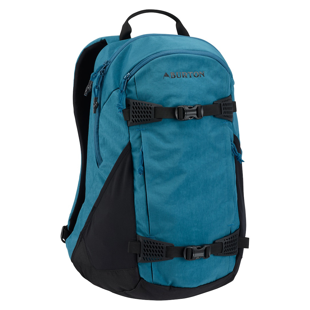 Laptop Backpacks Burton Burton Day Hiker 25L Rugzak Saxony Blue