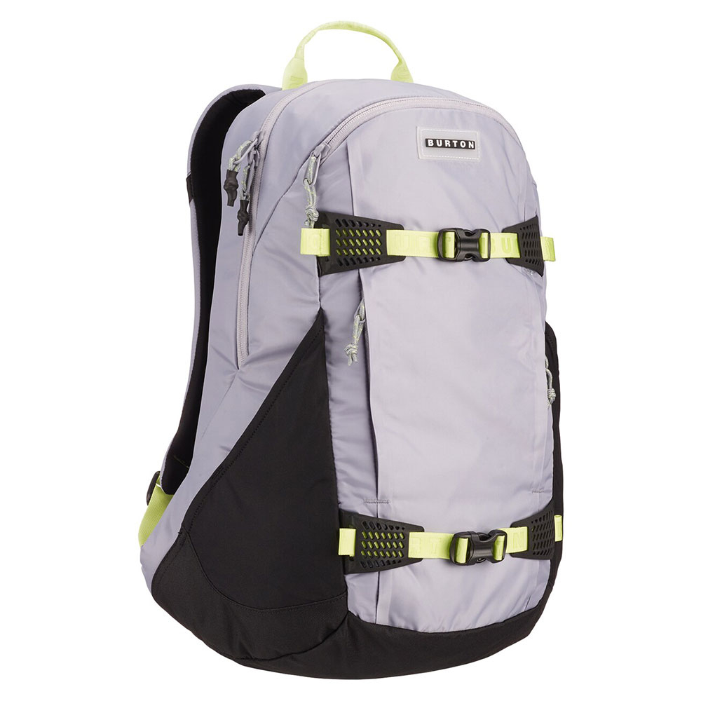 Burton Day Hiker 25L Womens Rugzak Lilac Gray Flight Satin