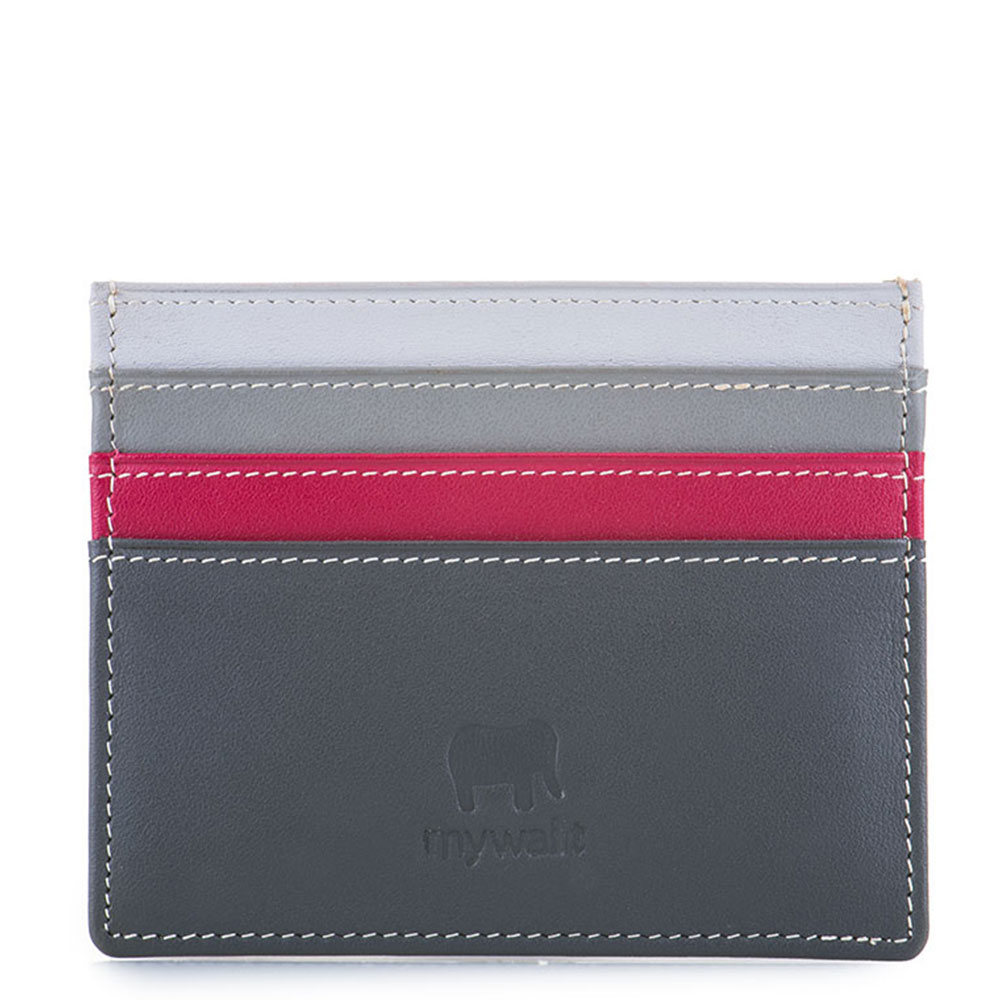 Mywalit Double Sided Credit Card Holder Storm