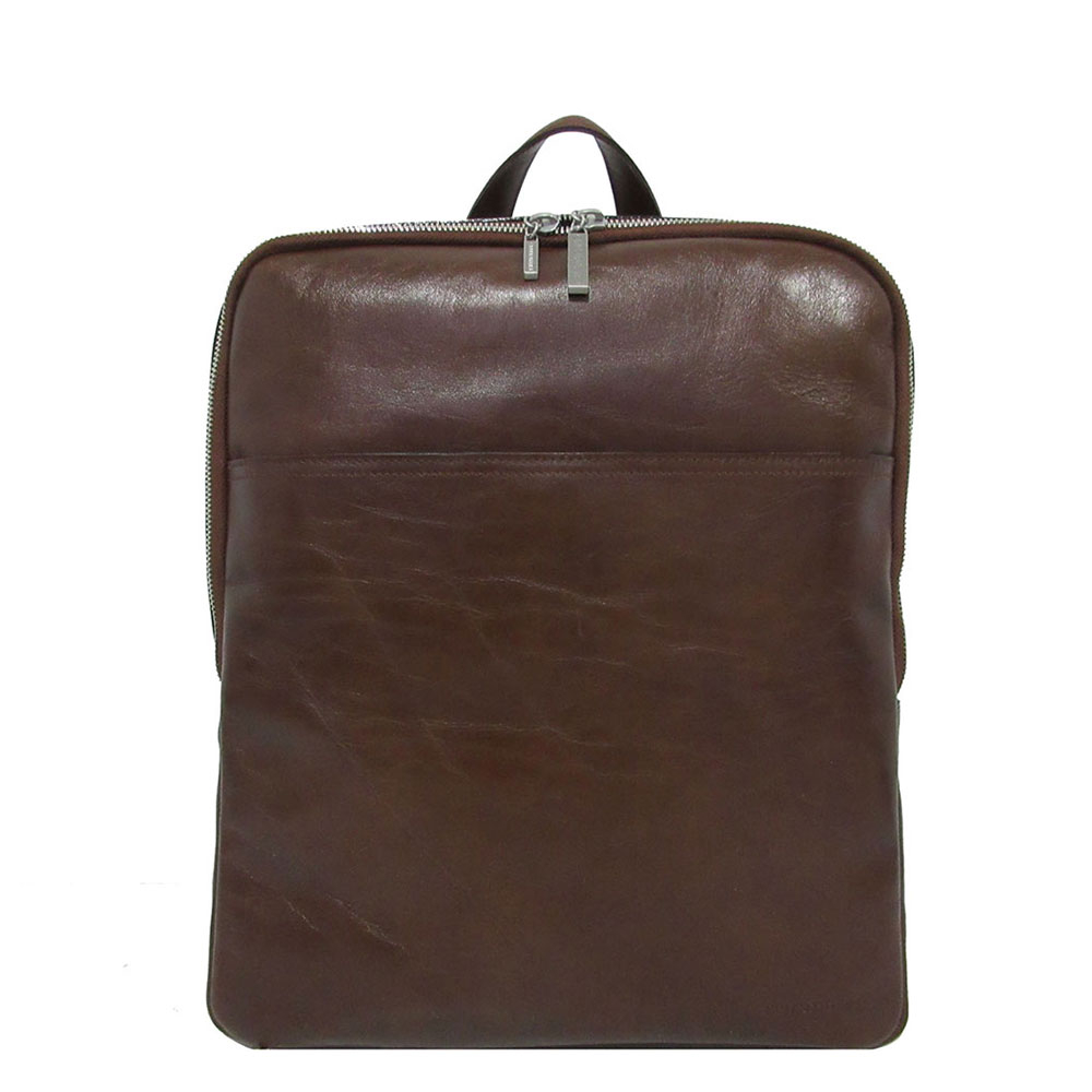 Claudio Ferrici Legacy Backpack 13.3 Brown 16017