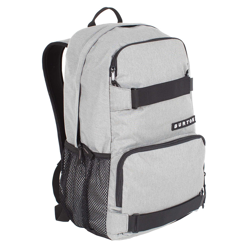 Burton Treble Yell Pack Rugzak Grey Heather