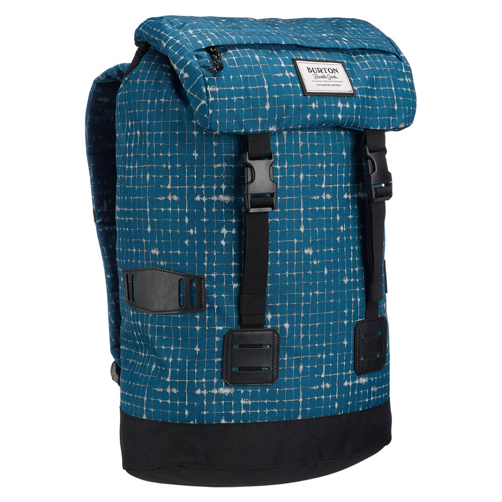 Burton Tinder Pack Rugzak Blue Sapphire Ripstop Texture Print