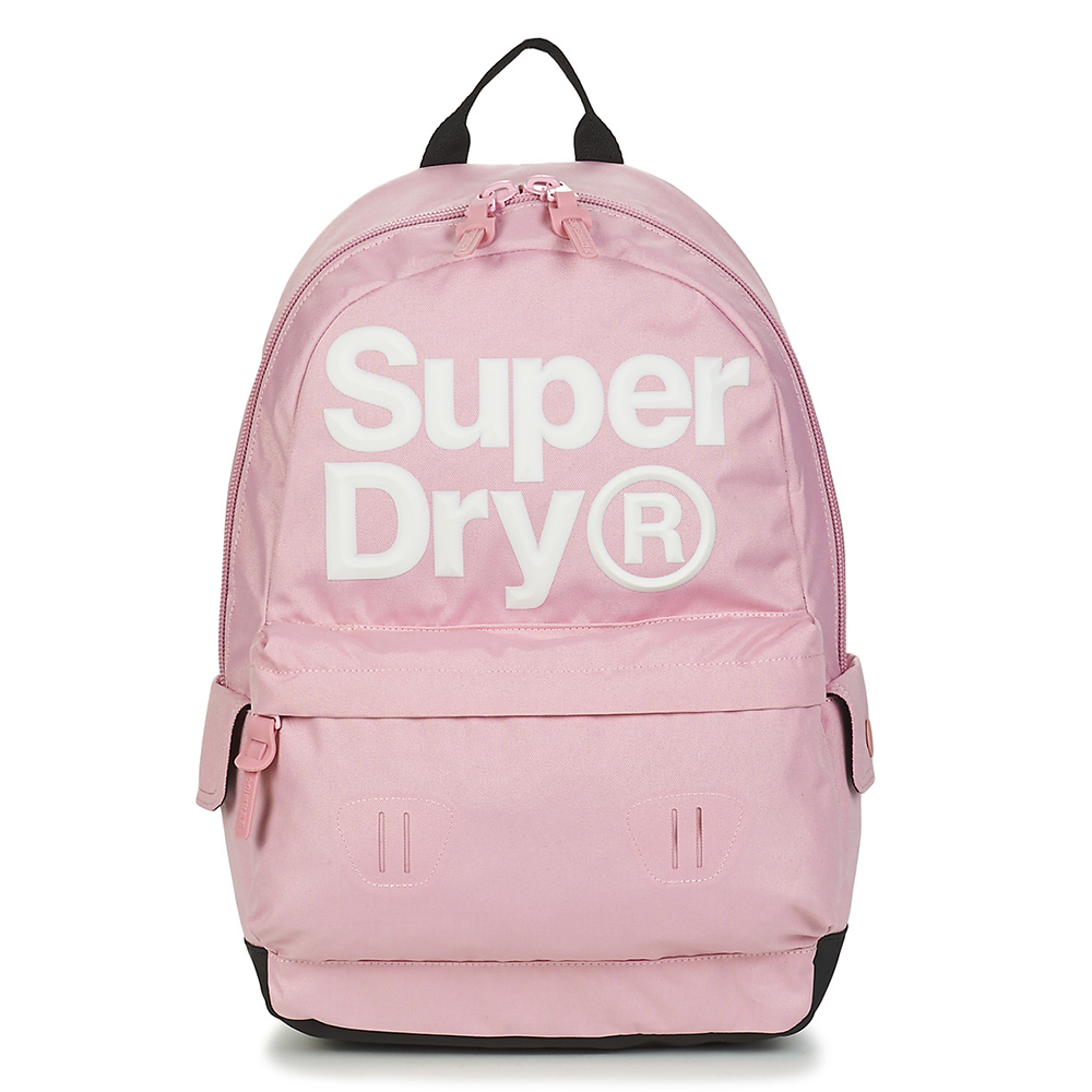 Superdry Montana Edge Backpack Soft Pink