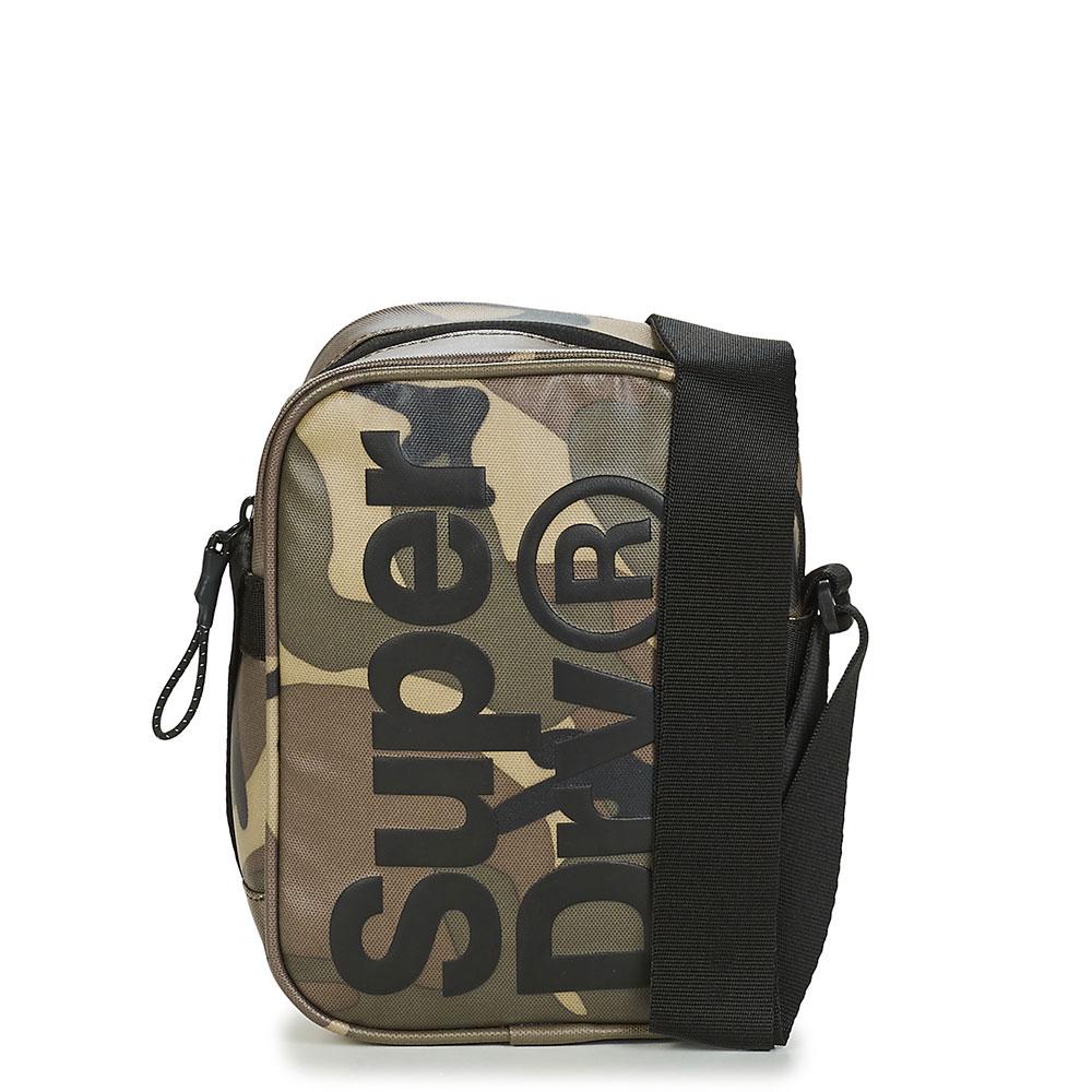 Superdry Side Bag Crossbody Green