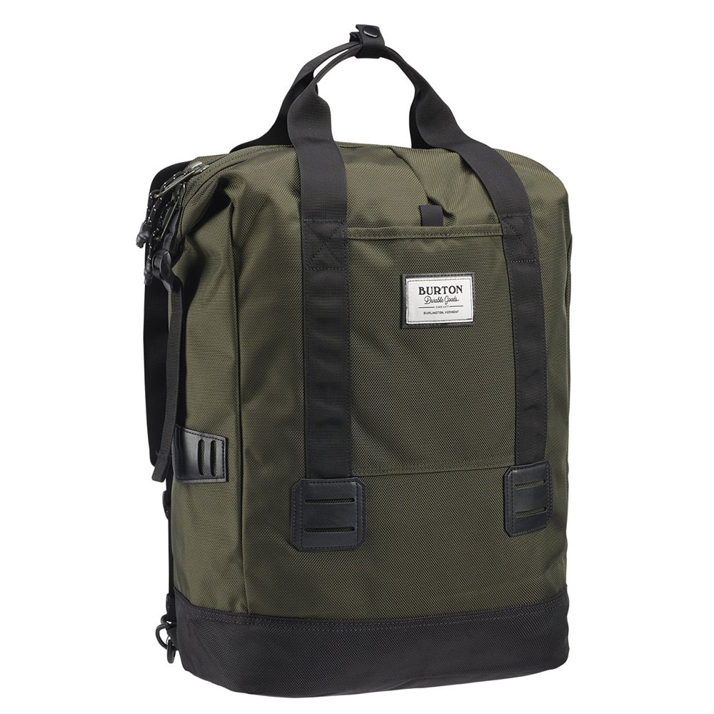 Burton Tinder Tote Forest Night Ballistic