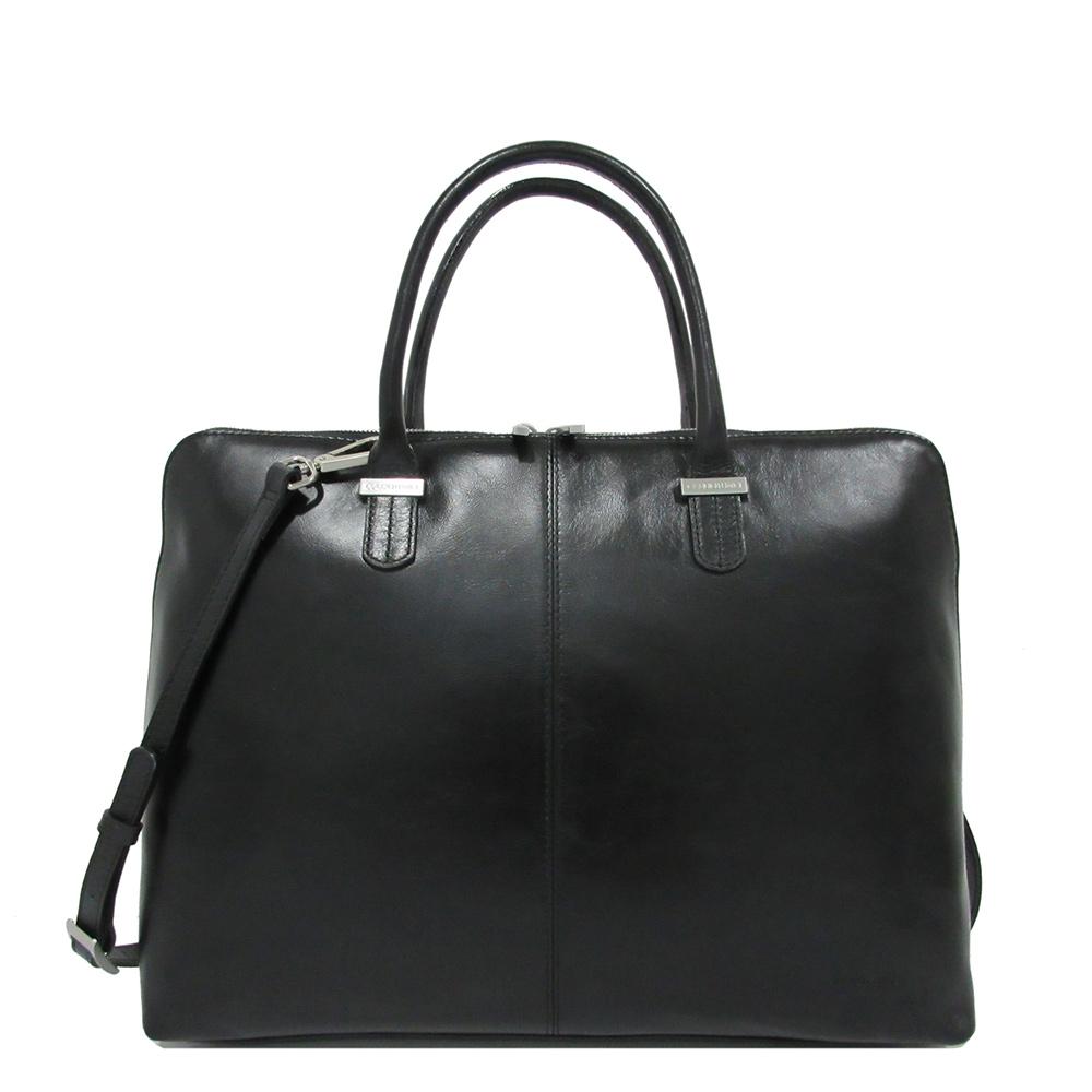 Claudio Ferrici Classico Workbag 15.6'' Black 18028
