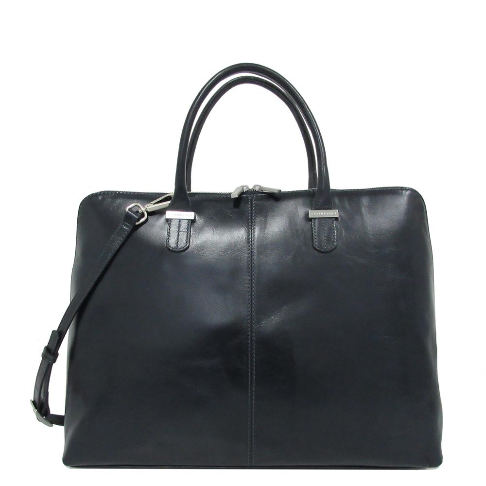 Claudio Ferrici Classico Workbag 15.6'' Navy 18028