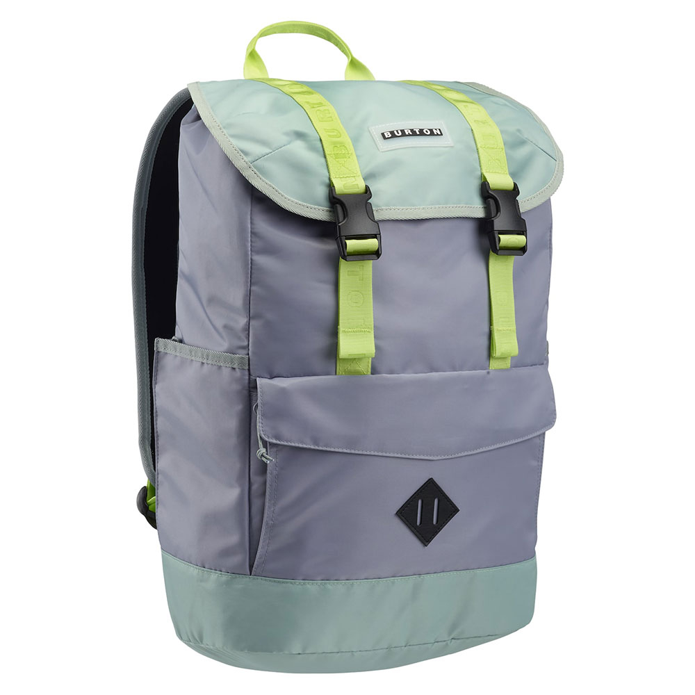 Burton Outing Pack Rugzak Lilac Gray Flight Satin
