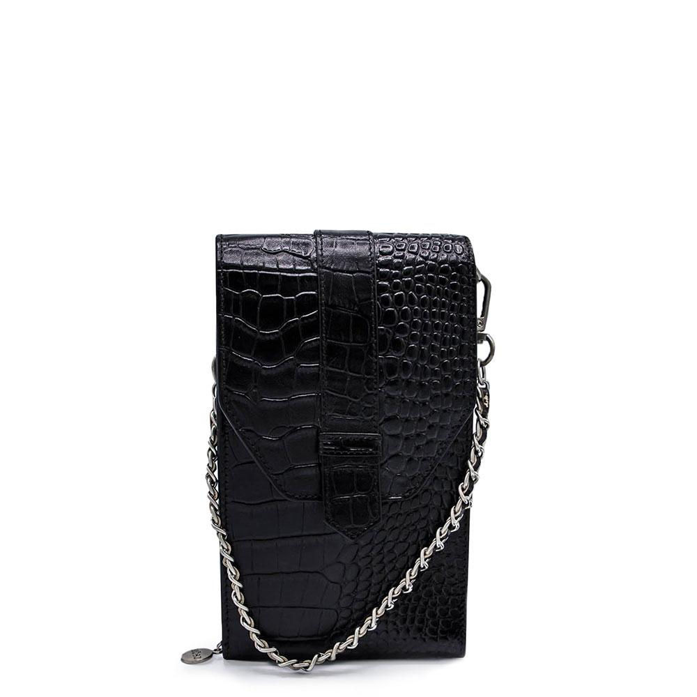 M?SZ Phonebag Schoudertas Croco Bag