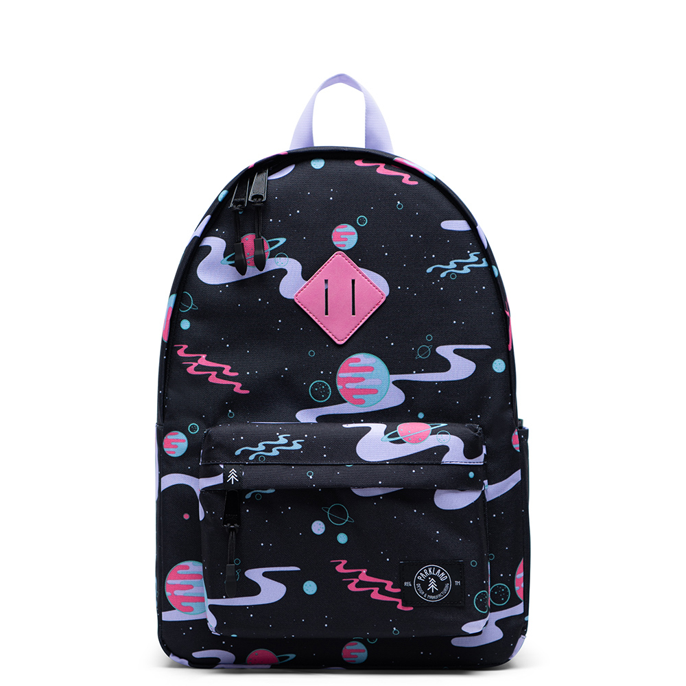 Parkland Bayside Kids Backpack Nebula Electric