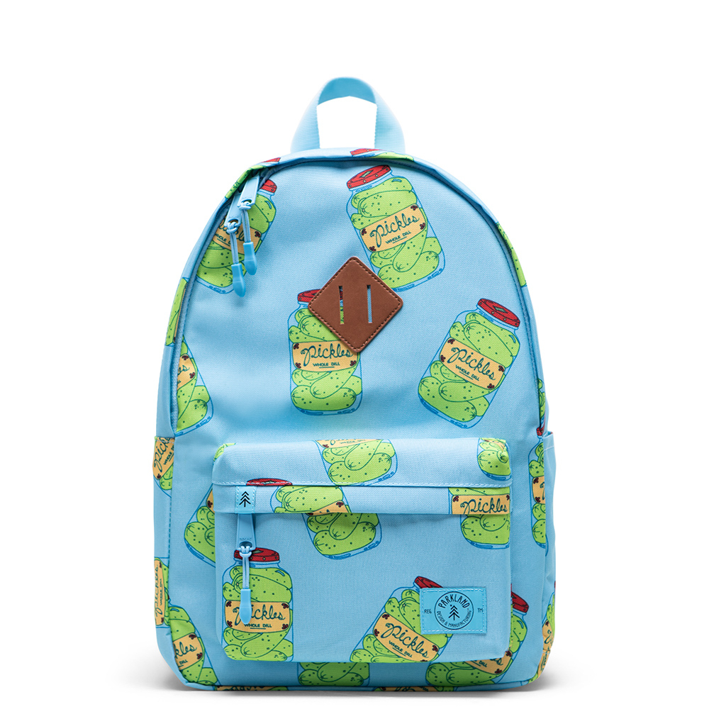 Parkland Bayside Kids Backpack Pickle