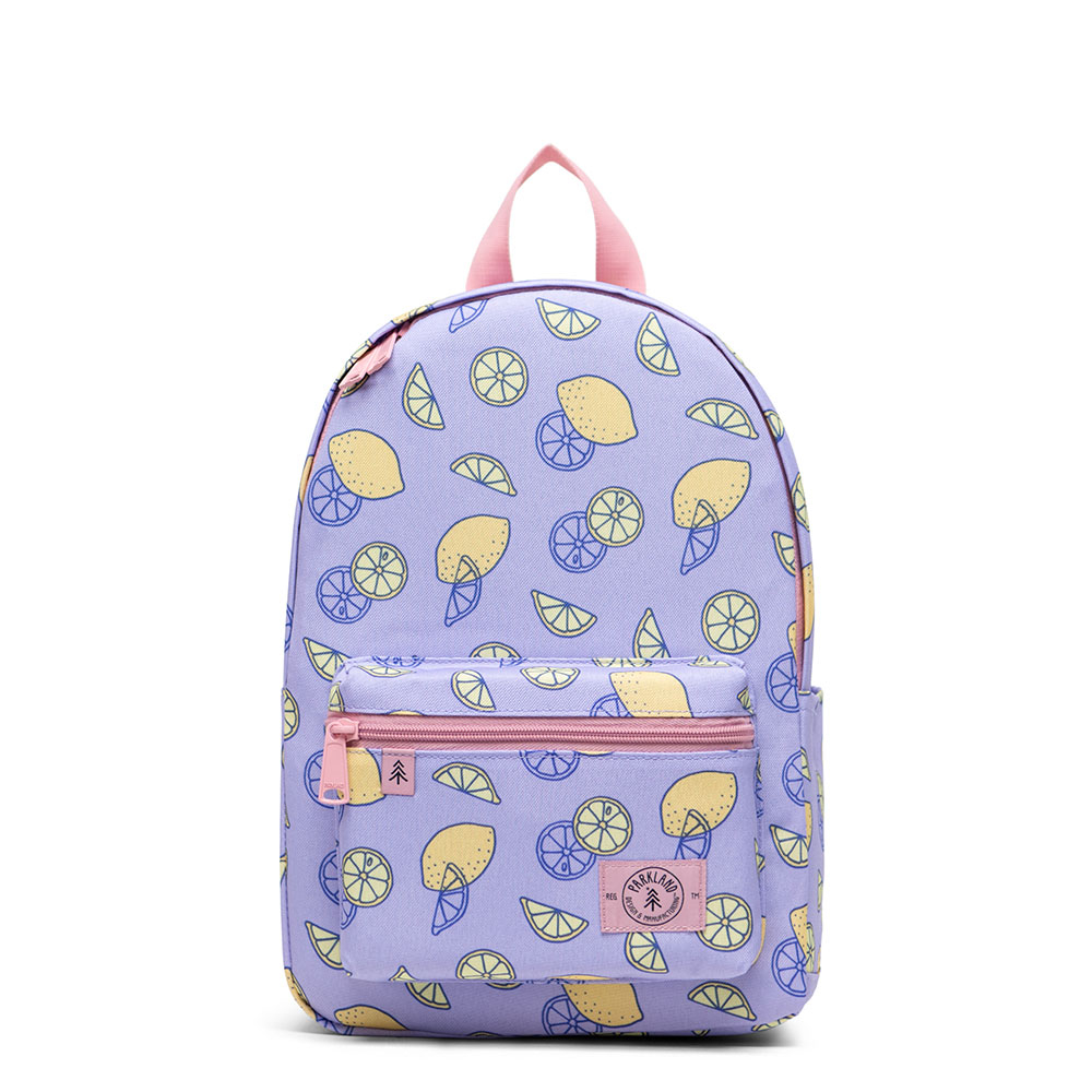 Parkland Edison Kids Backpack Lemon