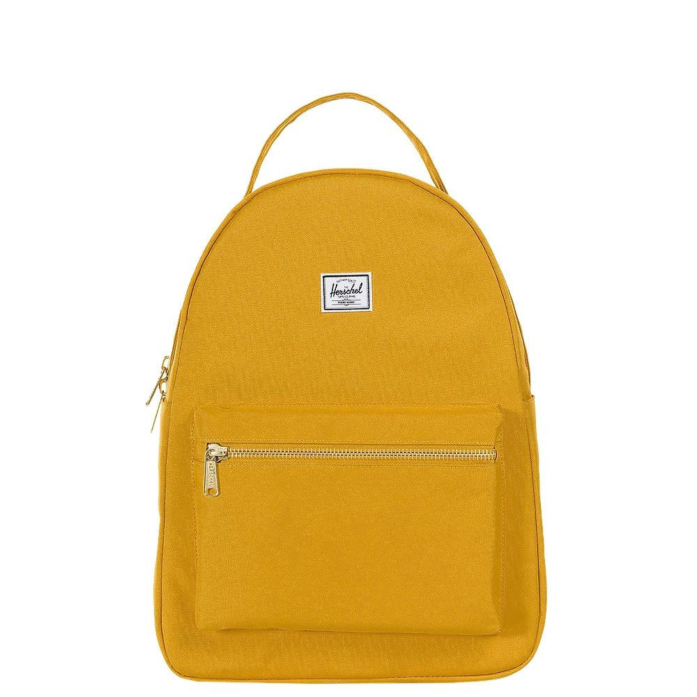 Herschel Supply Co.-Rugzakken-Nova Mid Volume-Geel