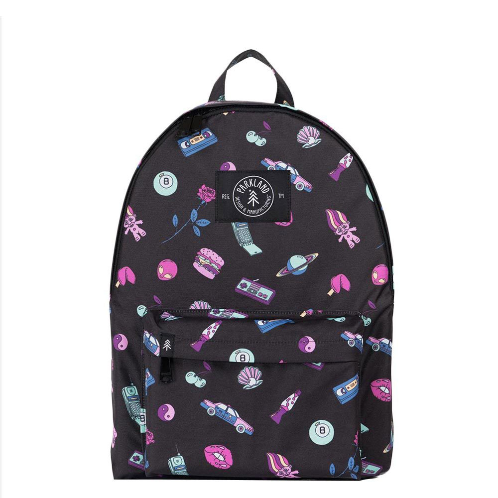 Parkland Rio Backpack Patches Pop