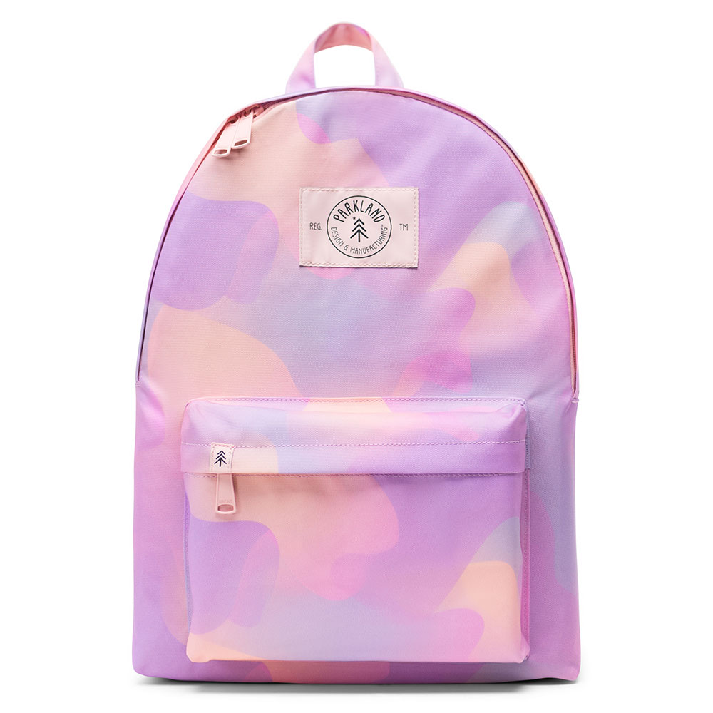 Parkland Franco Backpack Pink Cloud