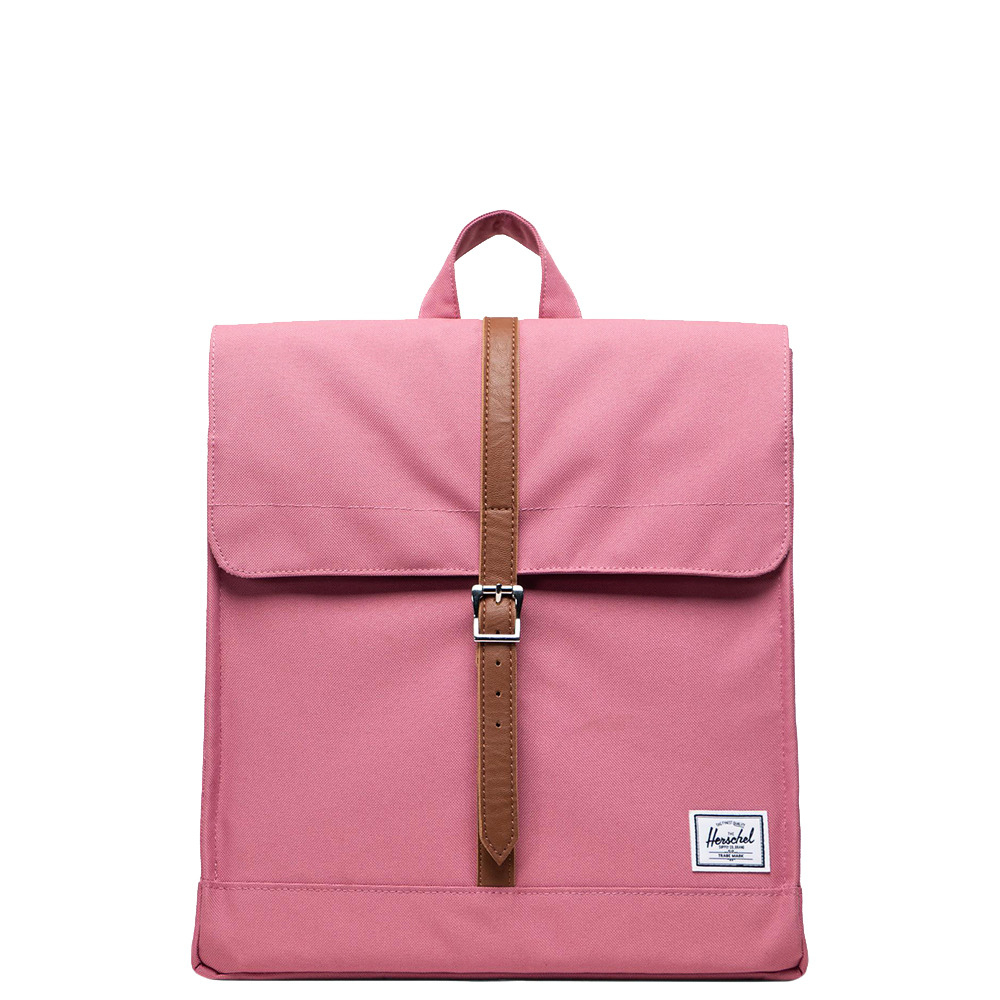 Herschel City Rugzak Mid-Volume Heather Rose