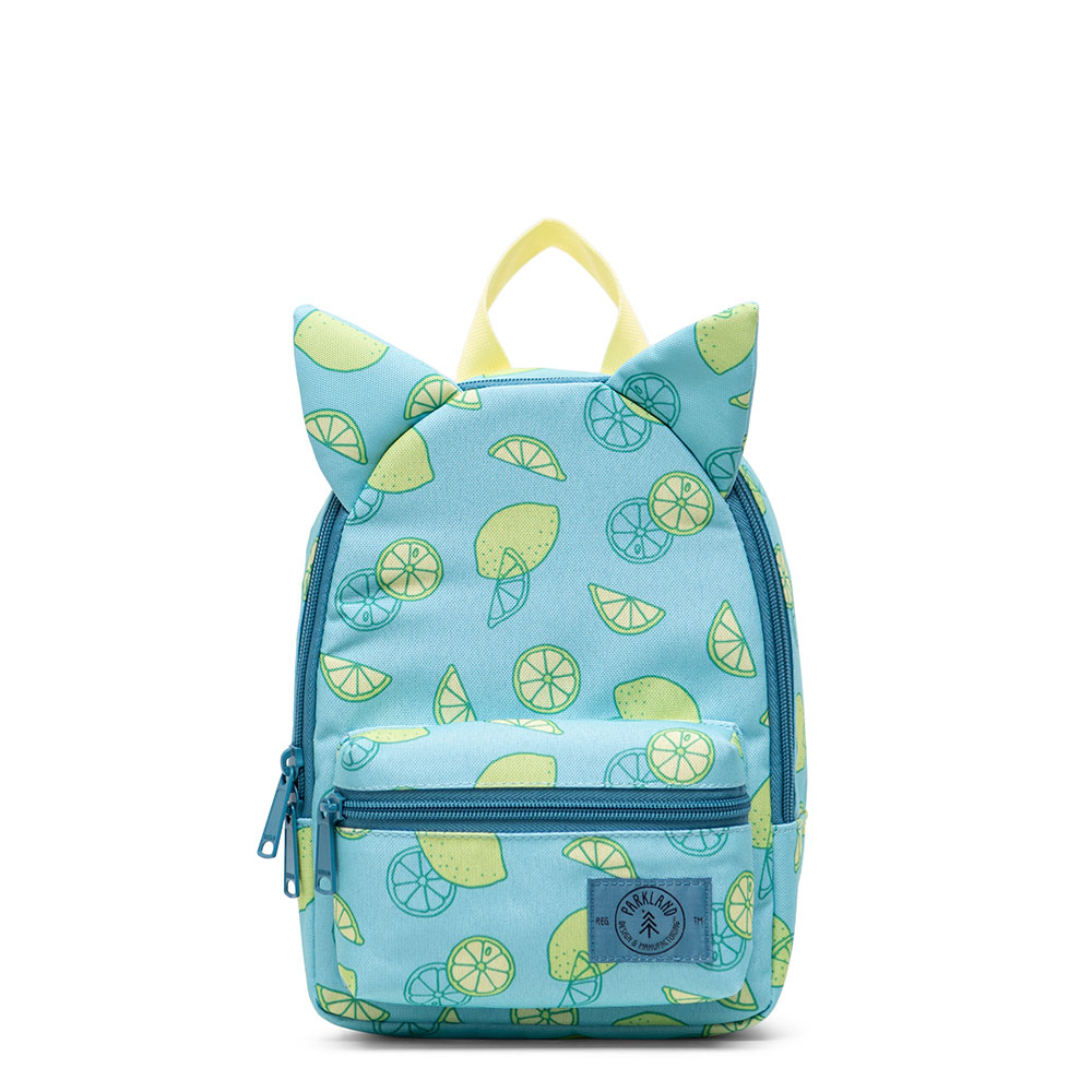 Parkland Little Monster Kids Backpack Lime