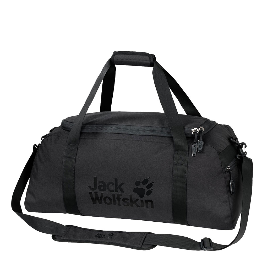 Jack Wolfskin Action Bag 45 Liter Black