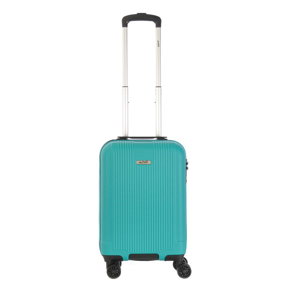 Line Noorvik Handbagage 4 Wheel Spinner Jade Green