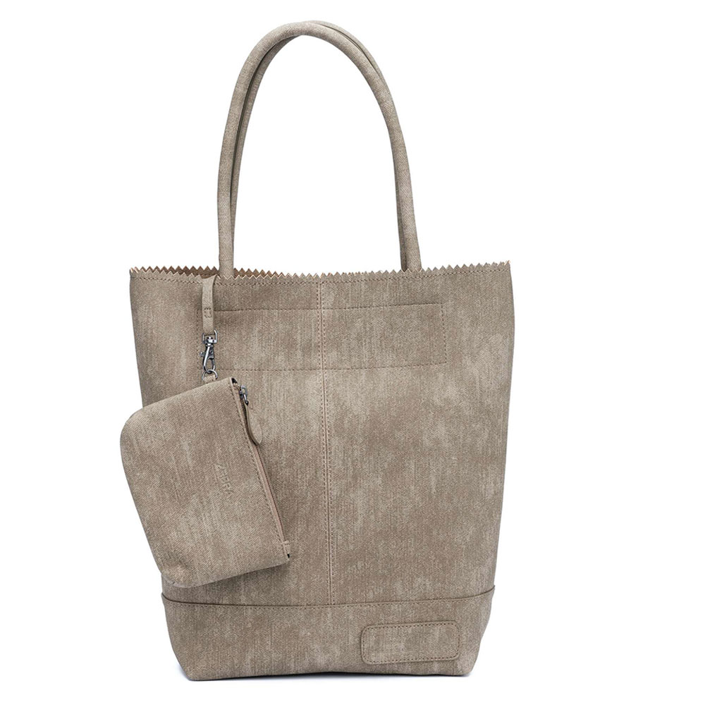 Zebra Trends Natural Bag Kartel Linnen Army 204501