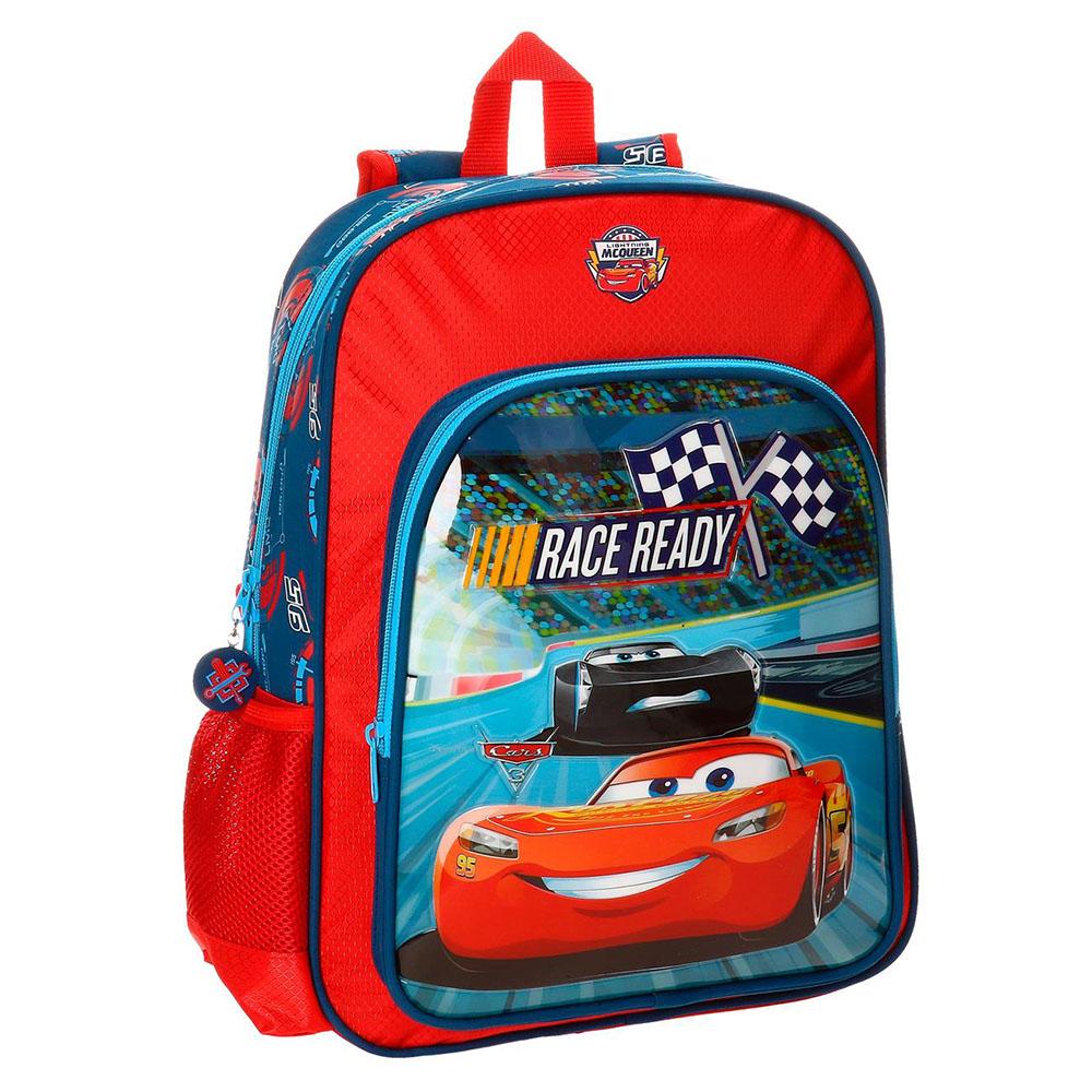 Disney Backpack L Cars Race