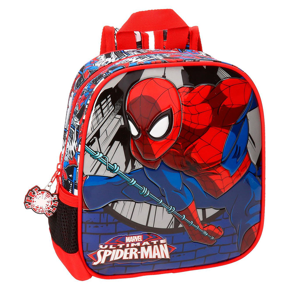 Disney Backpack S Spiderman Comic