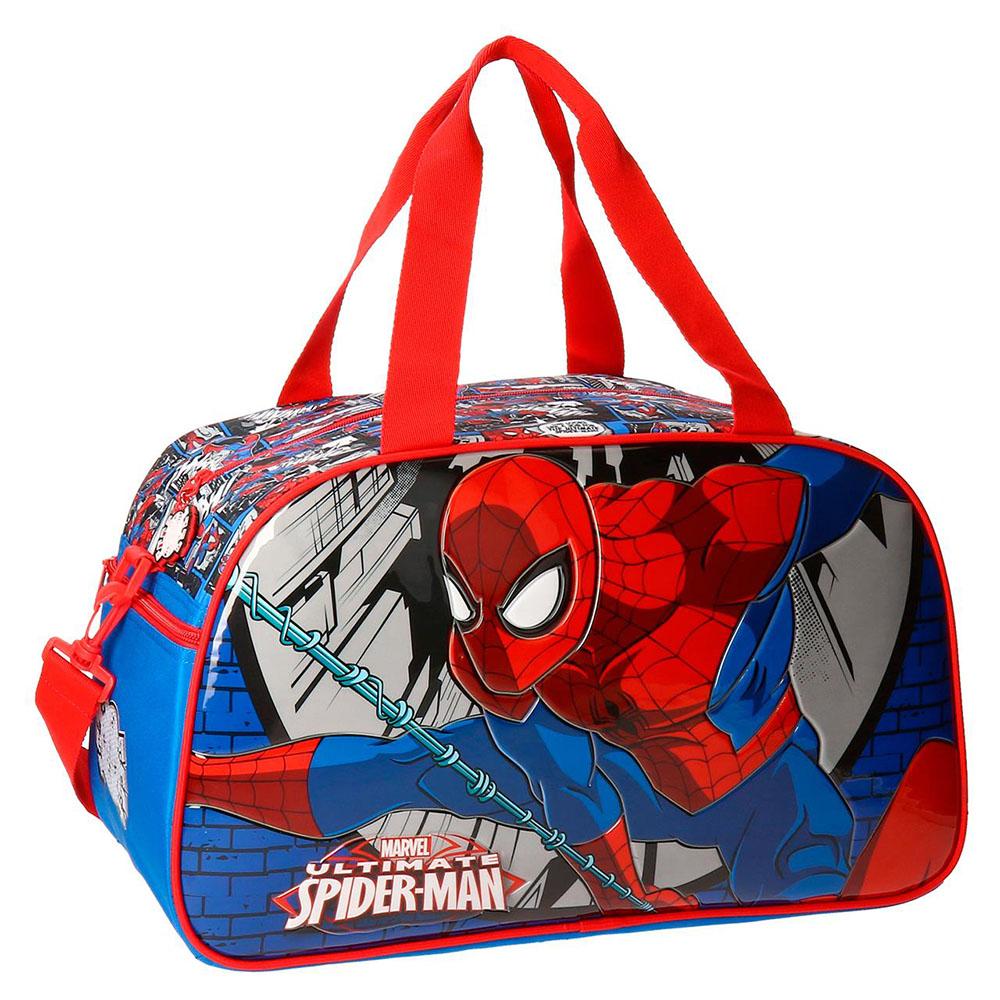 Disney Travel Bag M Spiderman Comic Disney Reistassen zonder wielen