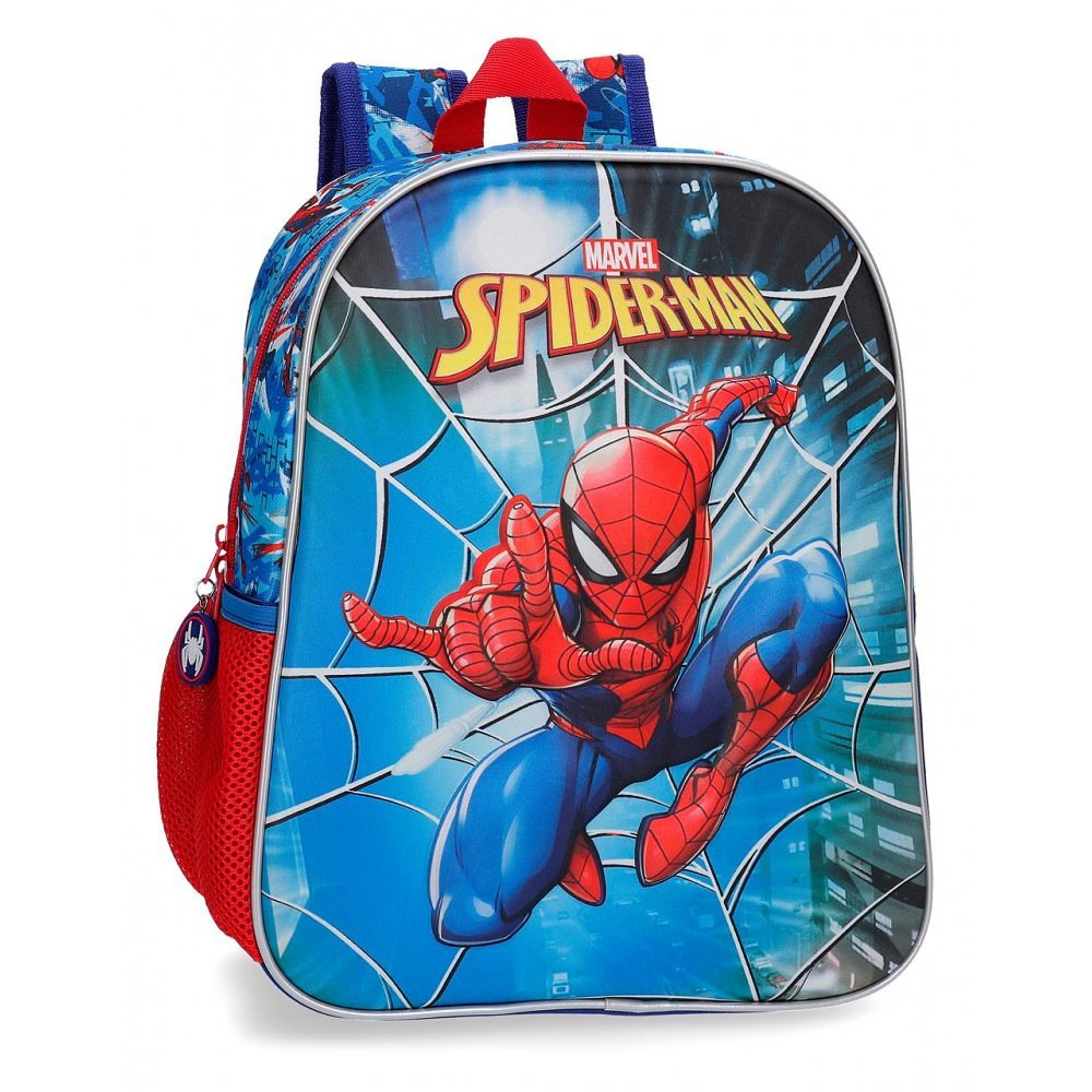 Disney Backpack 33 Cm Spiderman Street