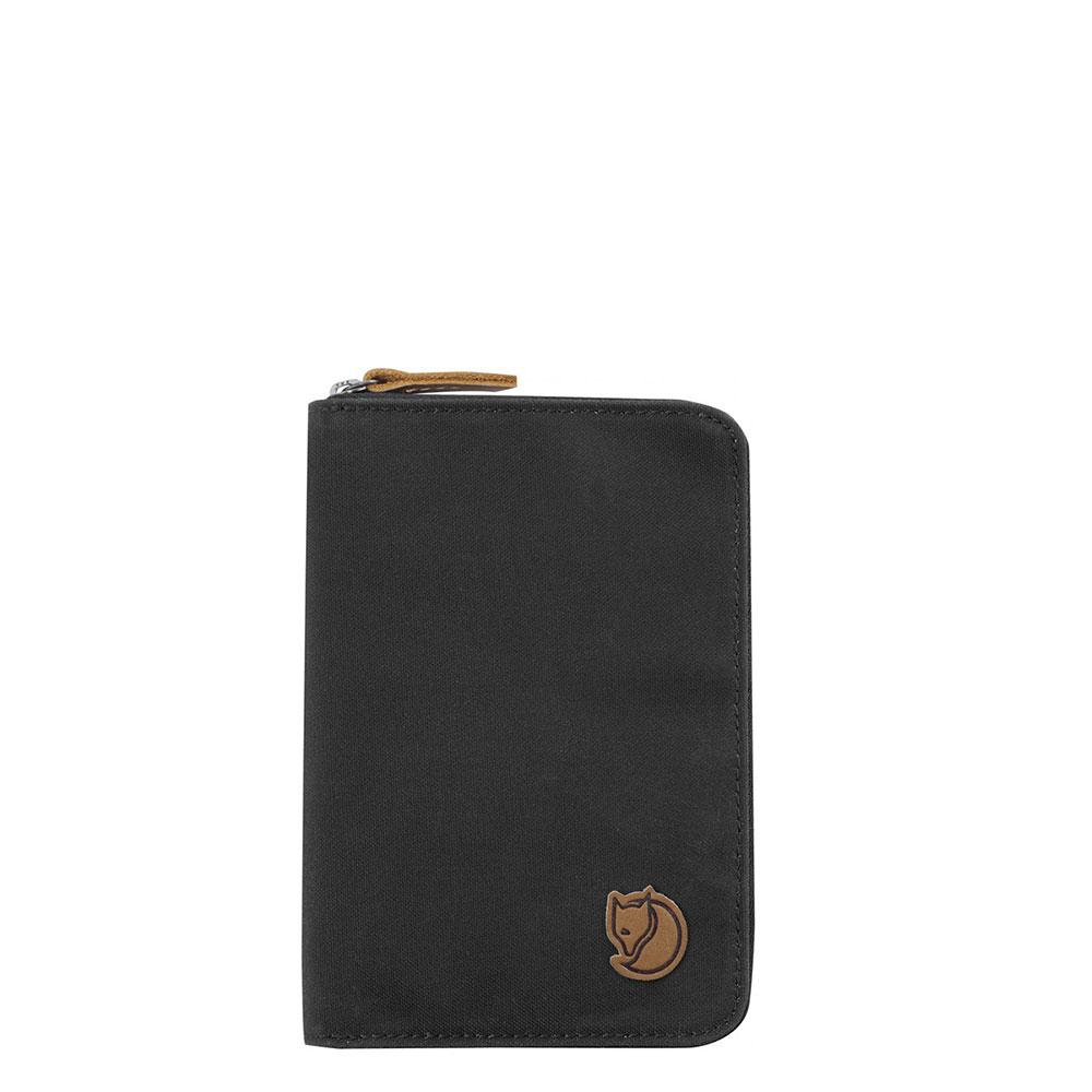 FjallRaven Passport Wallet Dark Grey