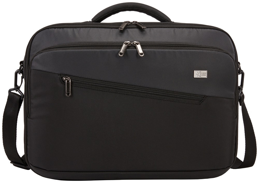 Case Logic Propel Briefcase Laptop Bag 15.6 Black