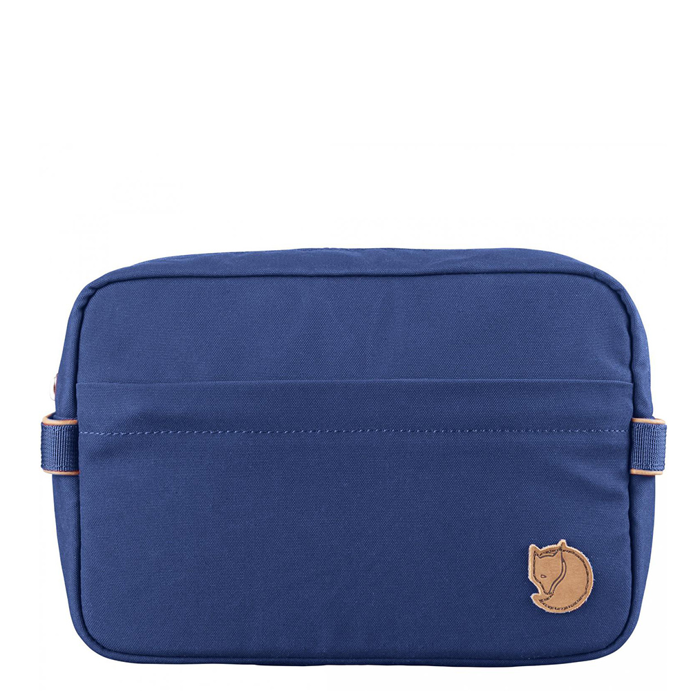 Toilettassen FjallRaven Travel Toiletry Bag Deep Blue